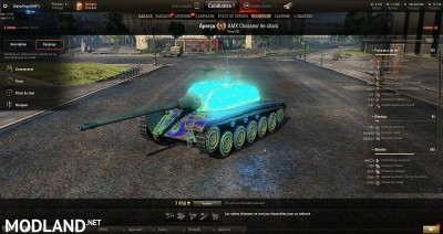 AMX CDC Ugly skin 1.451 [1.0.0.3] - Direct Download image